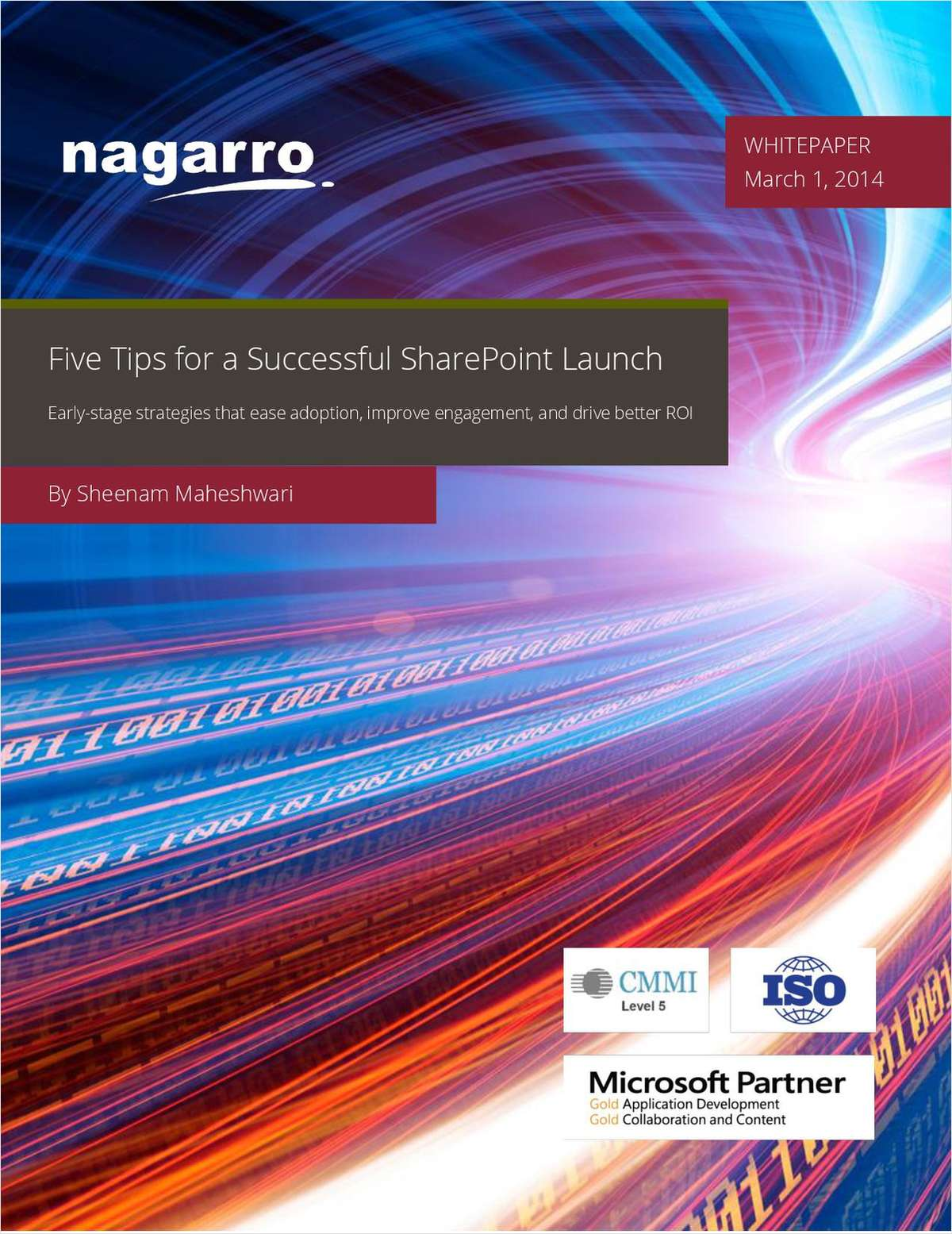 Five Tips for a Successful SharePoint Launch