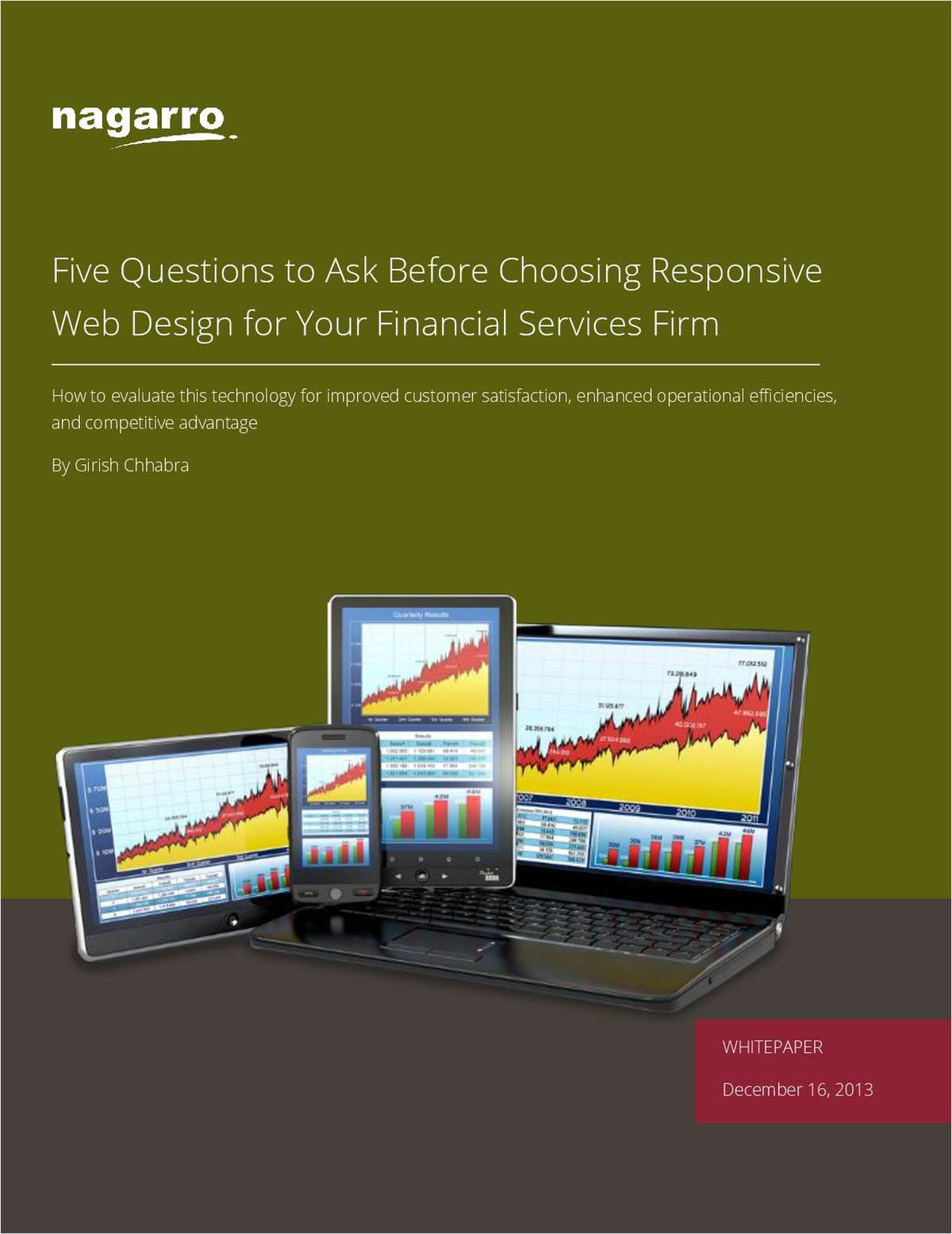 Five Questions to Ask Before Choosing Responsive Web Design for Your Financial Services Firm