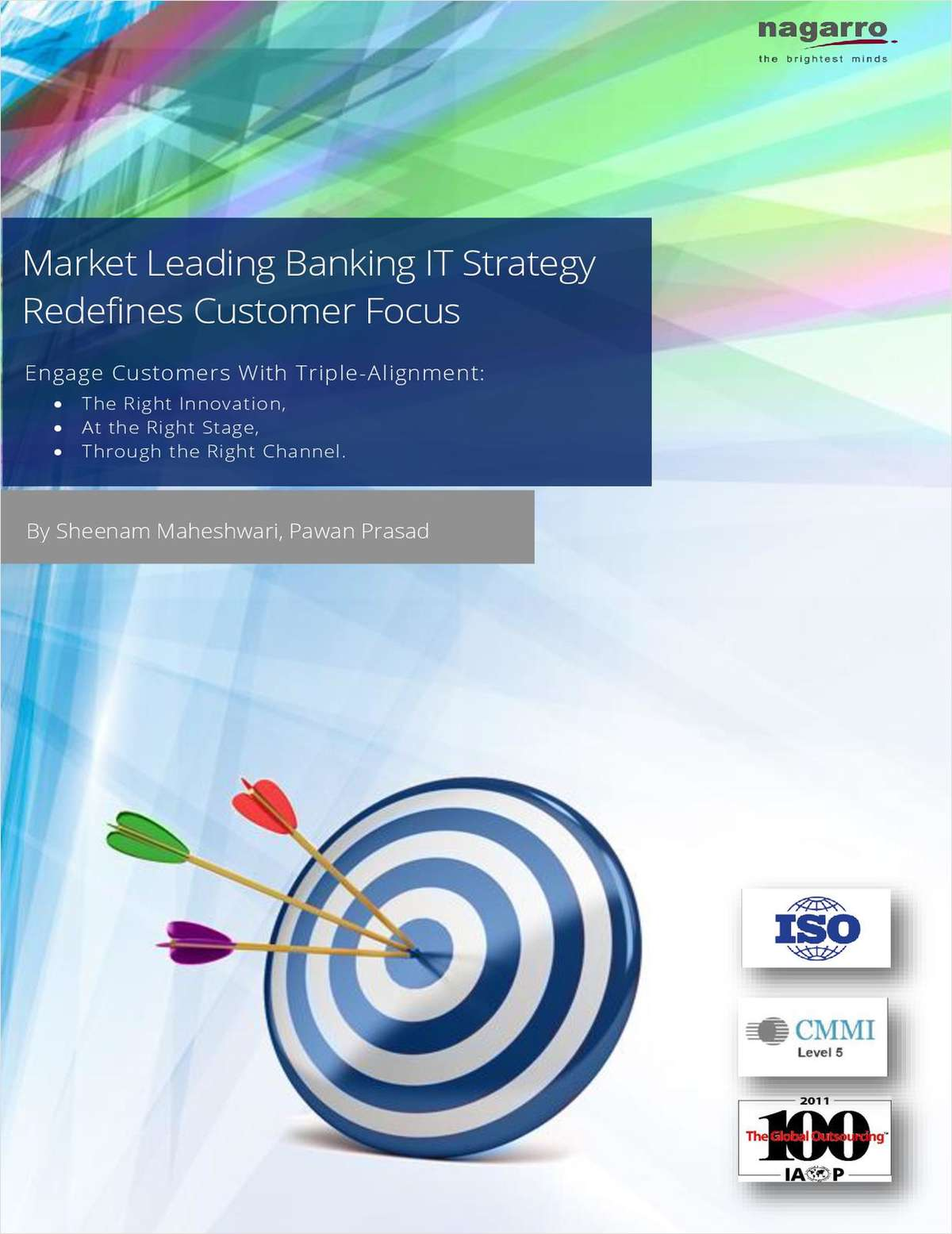 Market Leading Banking IT Strategy Redefines Customer Focus