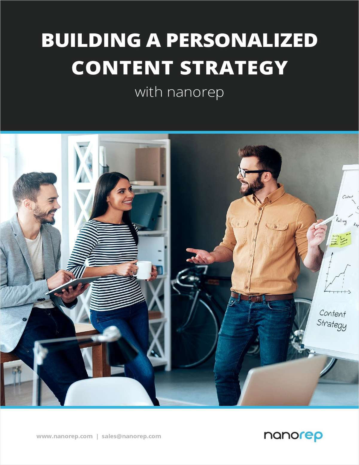 The 4 essentials of a successful Personalized Content Strategy