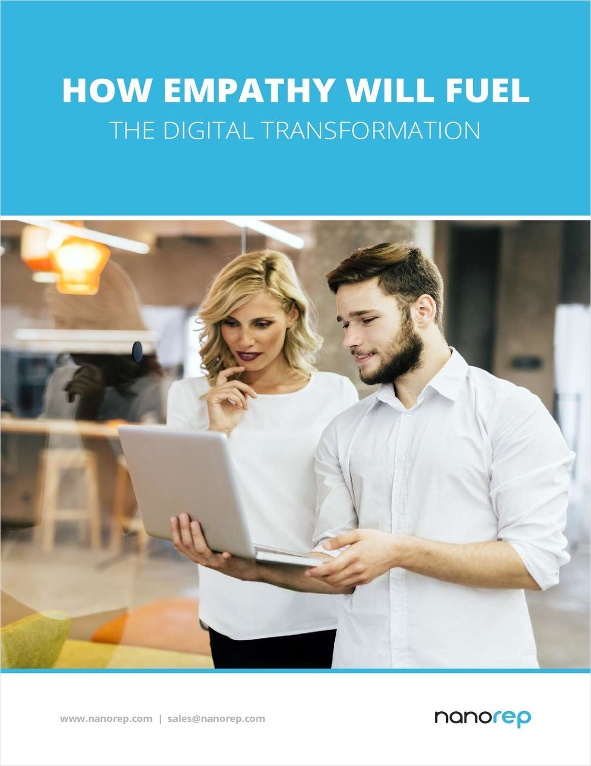 The Age of The Customer - how Empathy will fuel the digital transformation?