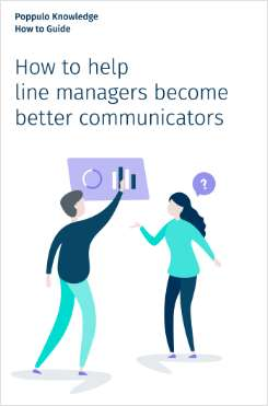 How to Help Line Managers Become Better Communicators