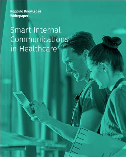 Smart Internal Communications in Healthcare