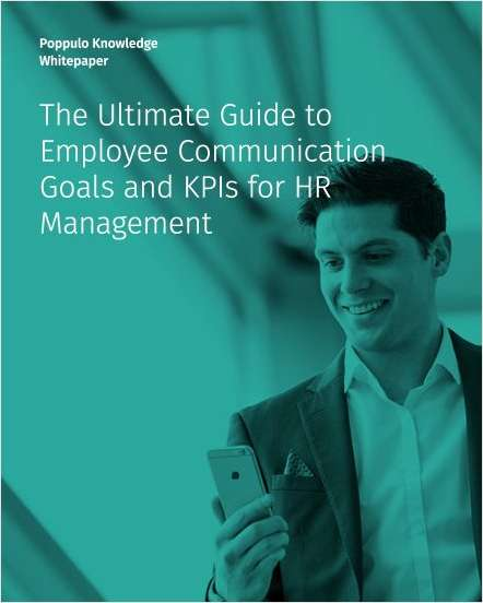 The Ultimate Guide to Employee Communication Goals and KPIs for HR Management