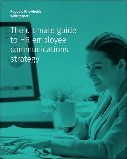 The Ultimate Guide to HR Employee Communications Strategy