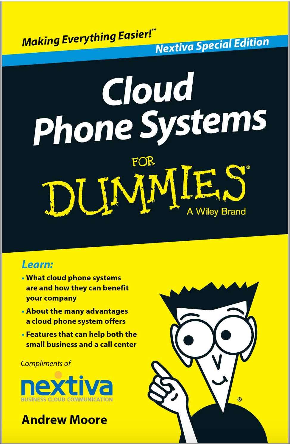 Cloud Phone Systems For Dummies