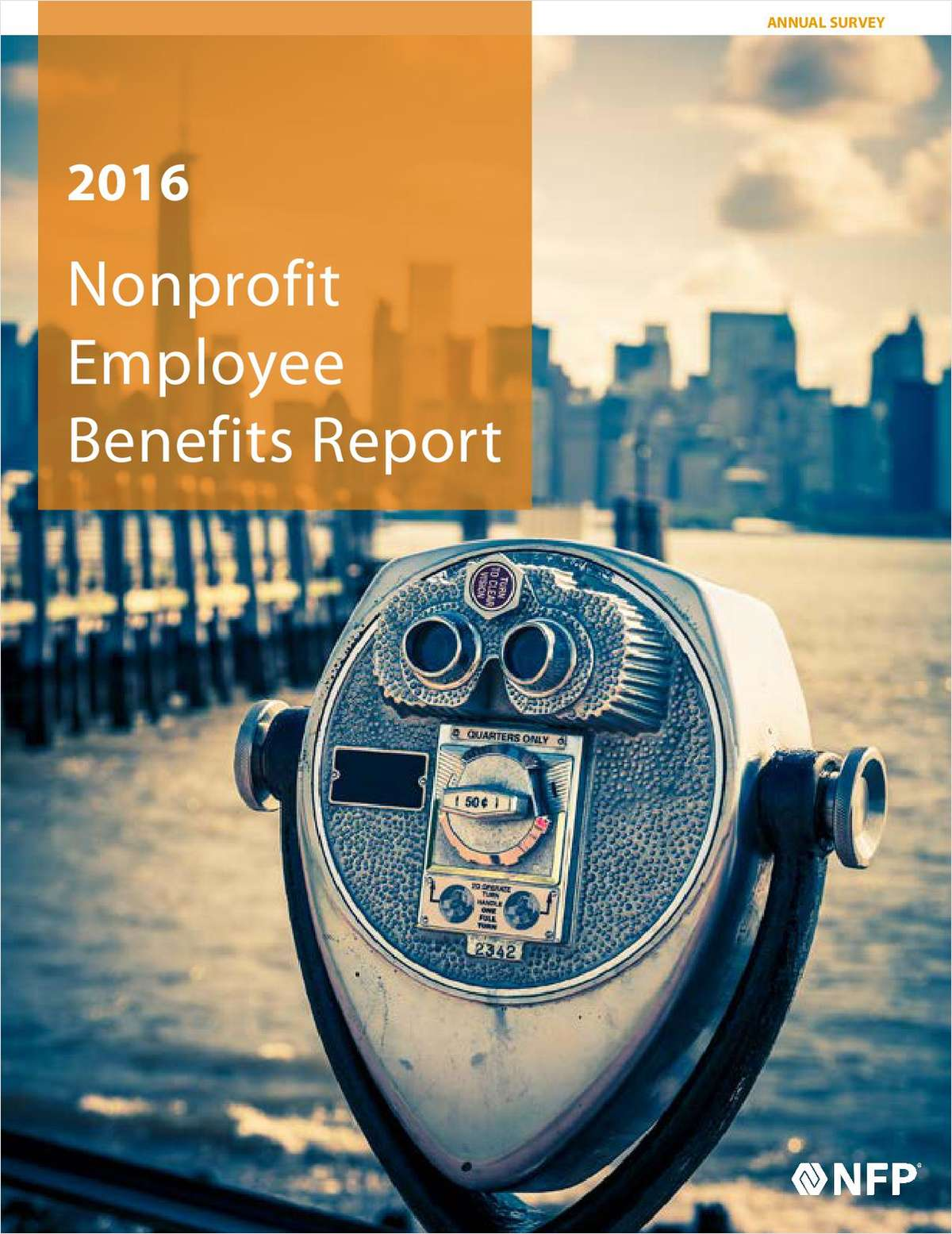 NFP Nonprofit Employee Benefits Report