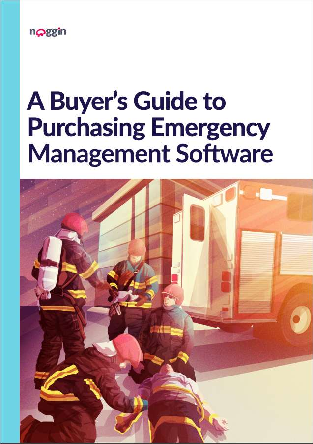 A Buyer's Guide for Emergency Management Software