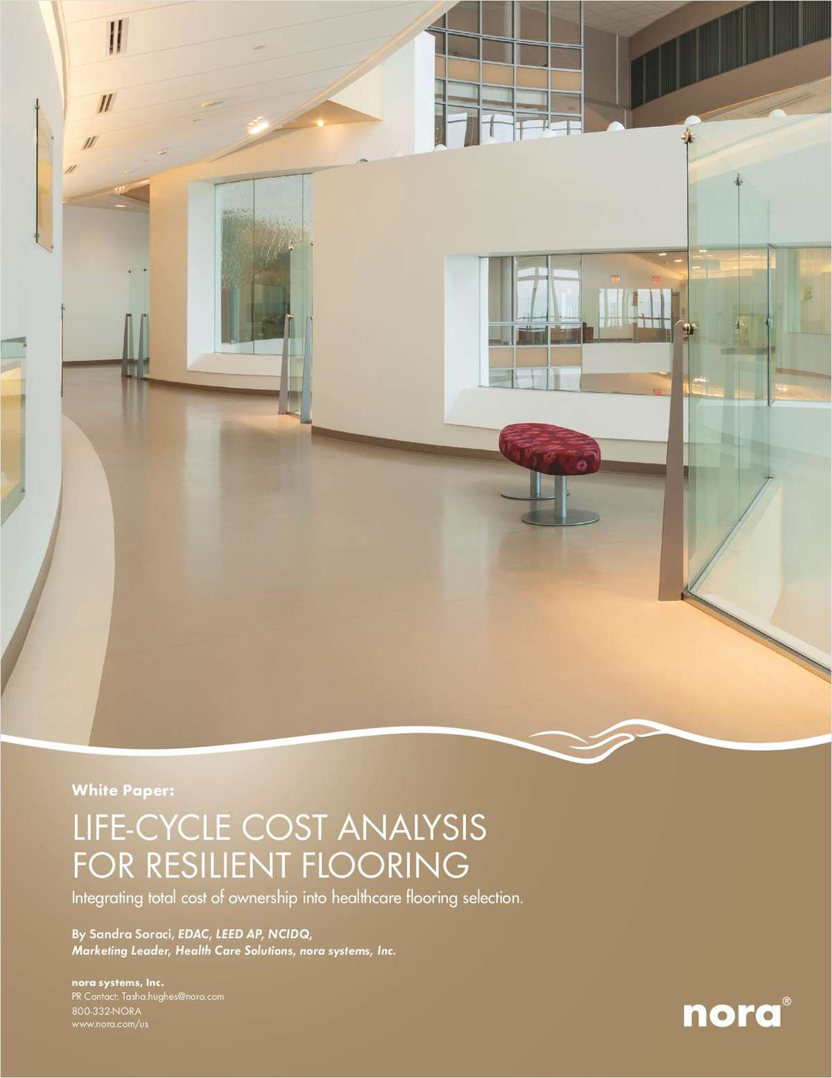 Life-Cycle Cost Analysis for Resilient Flooring