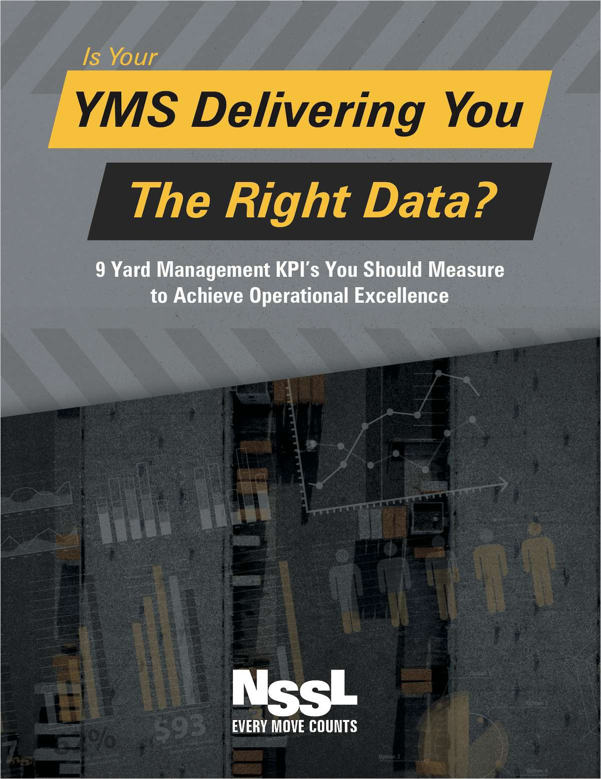 Is Your YMS Delivering You The Right Data?