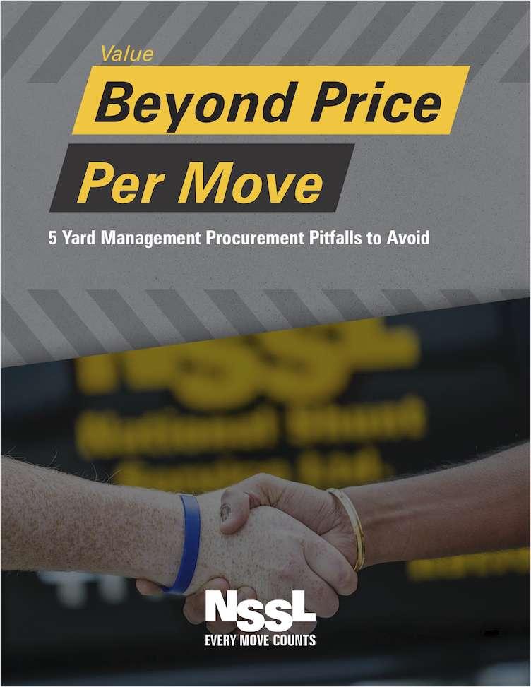 Value Beyond Cost Per Move: 5 Procurement Pitfalls