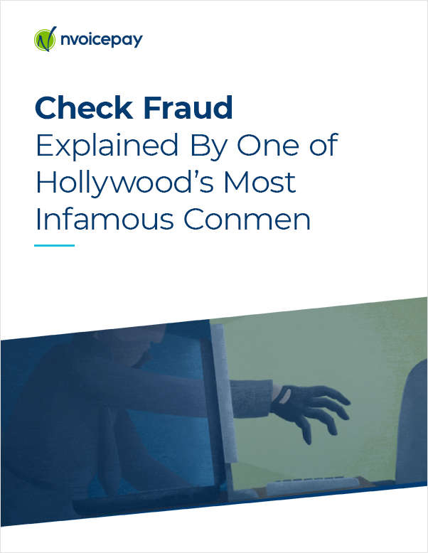 Check Fraud Explained By One of Hollywood's Most Infamous Conmen