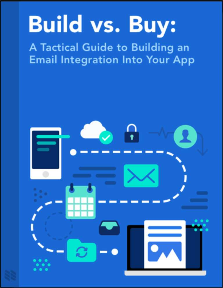 Integrate 100% of Email Providers in Weeks