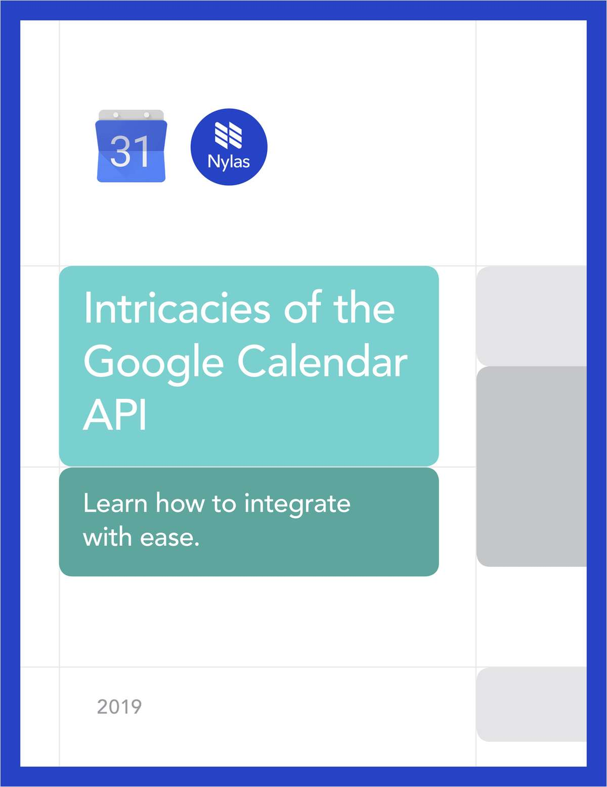 How to Integrate Your Platform With Google Calendar