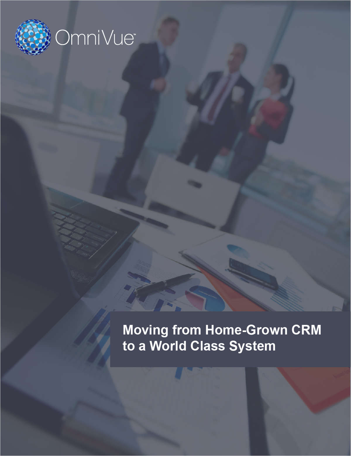 Why install a world-class CRM system?
