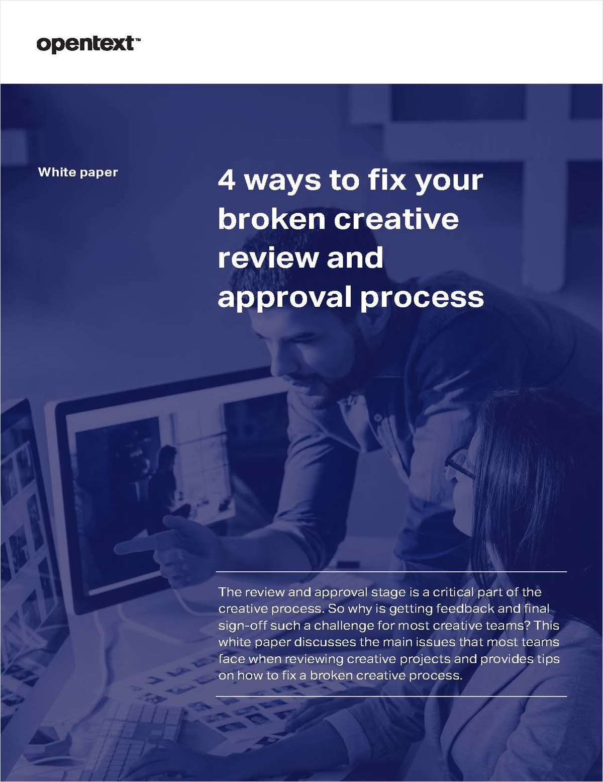4 ways to fix your broken creative review and approval process