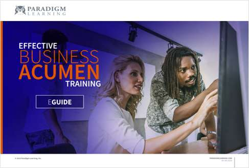 Effective Business Acumen Training