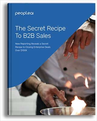 The Secret Recipe To B2B Sales