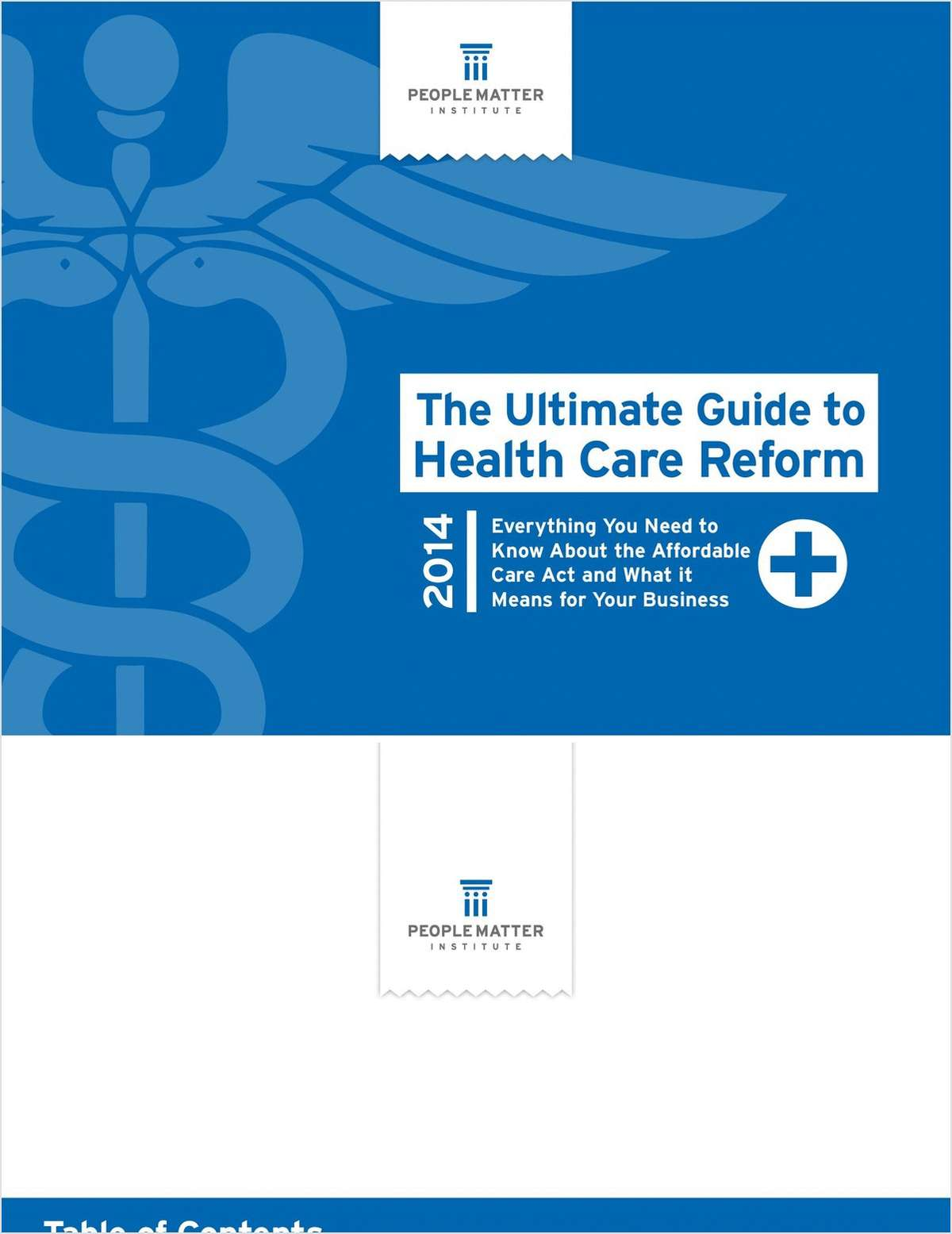 The Ultimate Guide to Health Care Reform