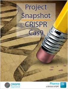 University of Edinburgh CRISPR Cas9 Applications: Project Snapshot