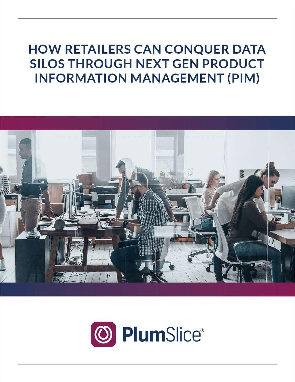 How Retailers Can Conquer Data Silos Through Next Gen Product Information Management (PIM)