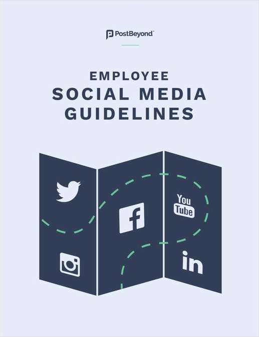 Employee Social Media Guidelines