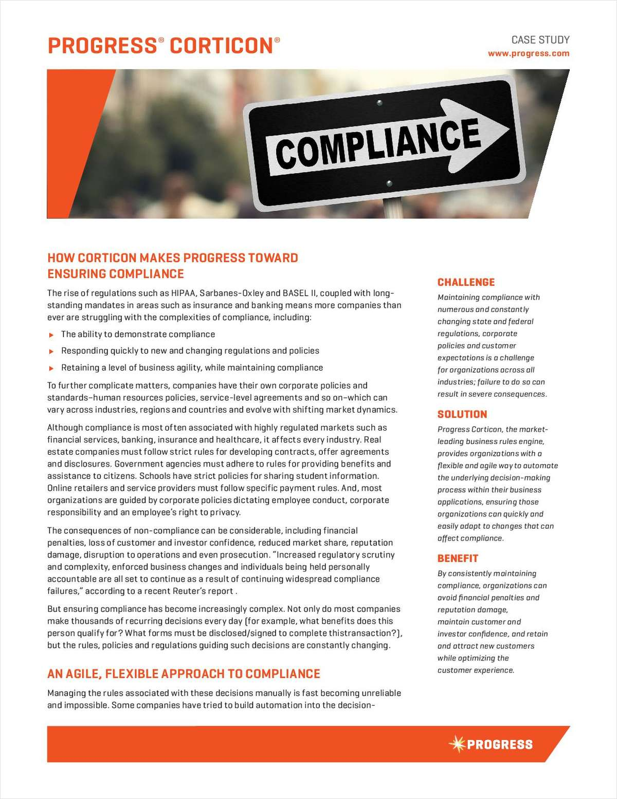 Ensuring Compliance Though Technology