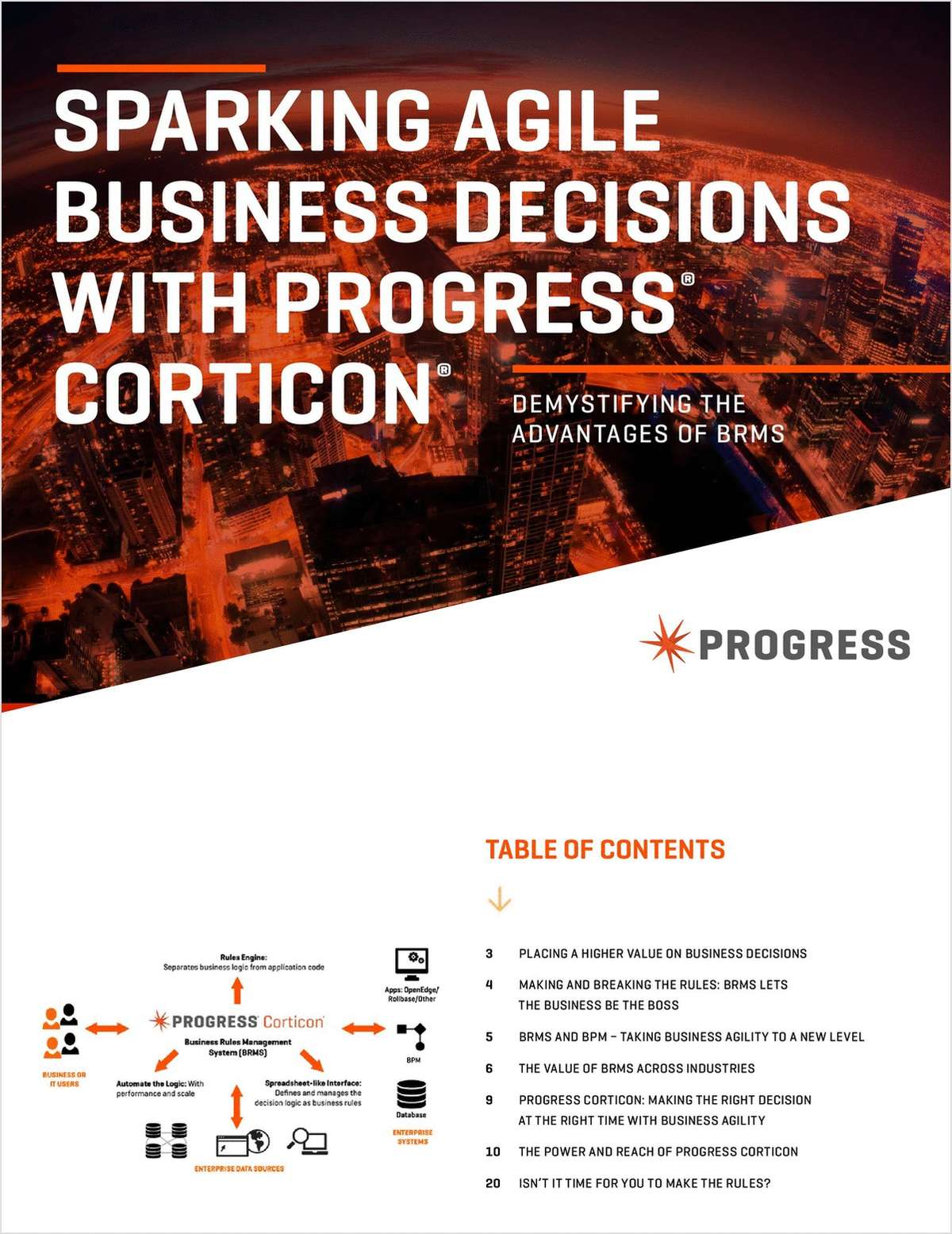 Sparking Agile Business Decisions: Demystifying the Advantages of Business Rules