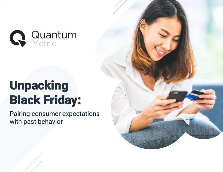 Unpacking Black Friday