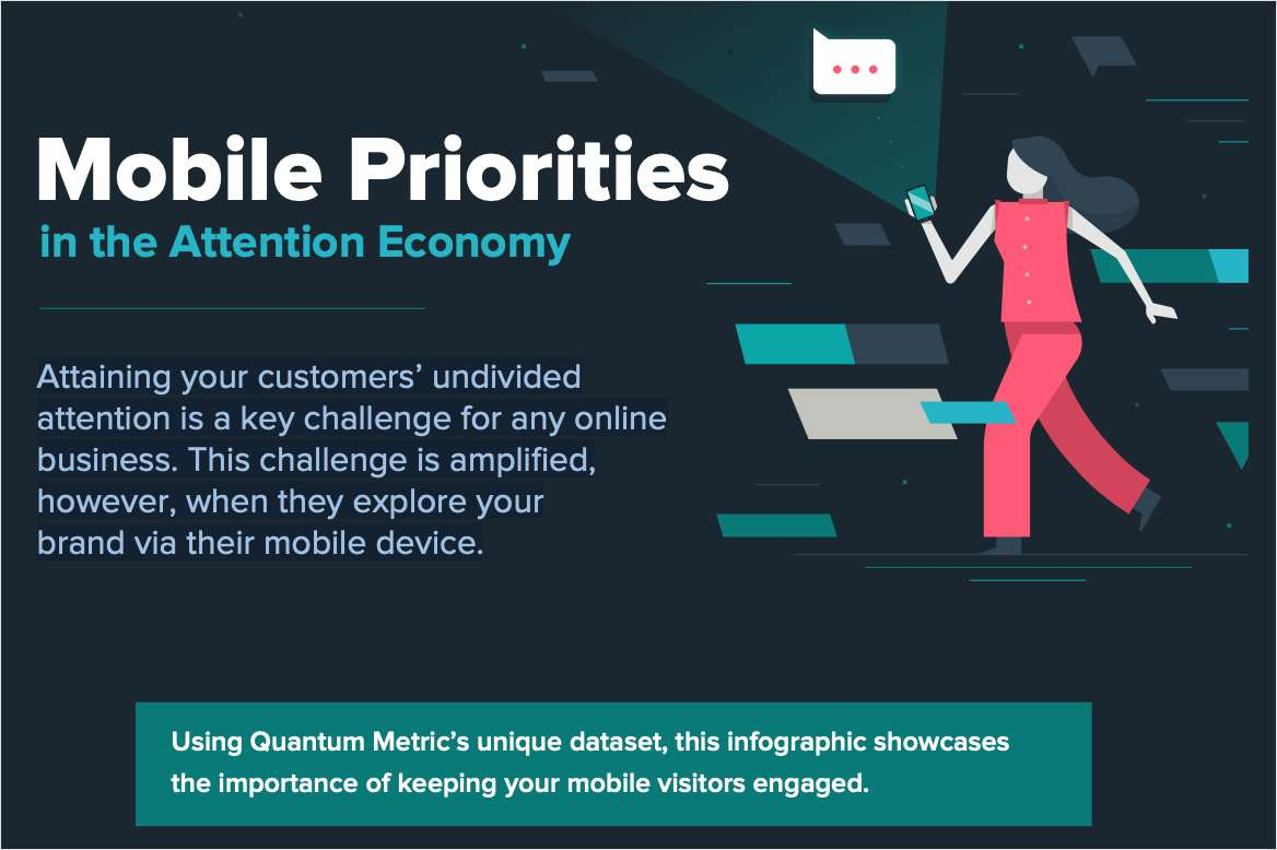 Mobile Priorities in the Attention Economy