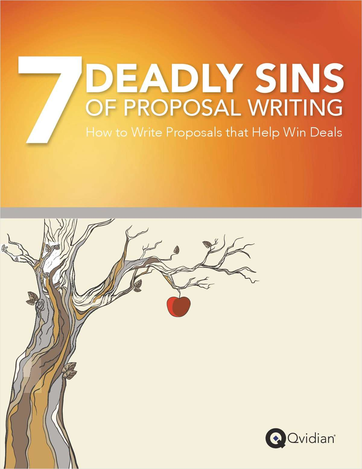 7 Deadly Sins of Proposal Writing