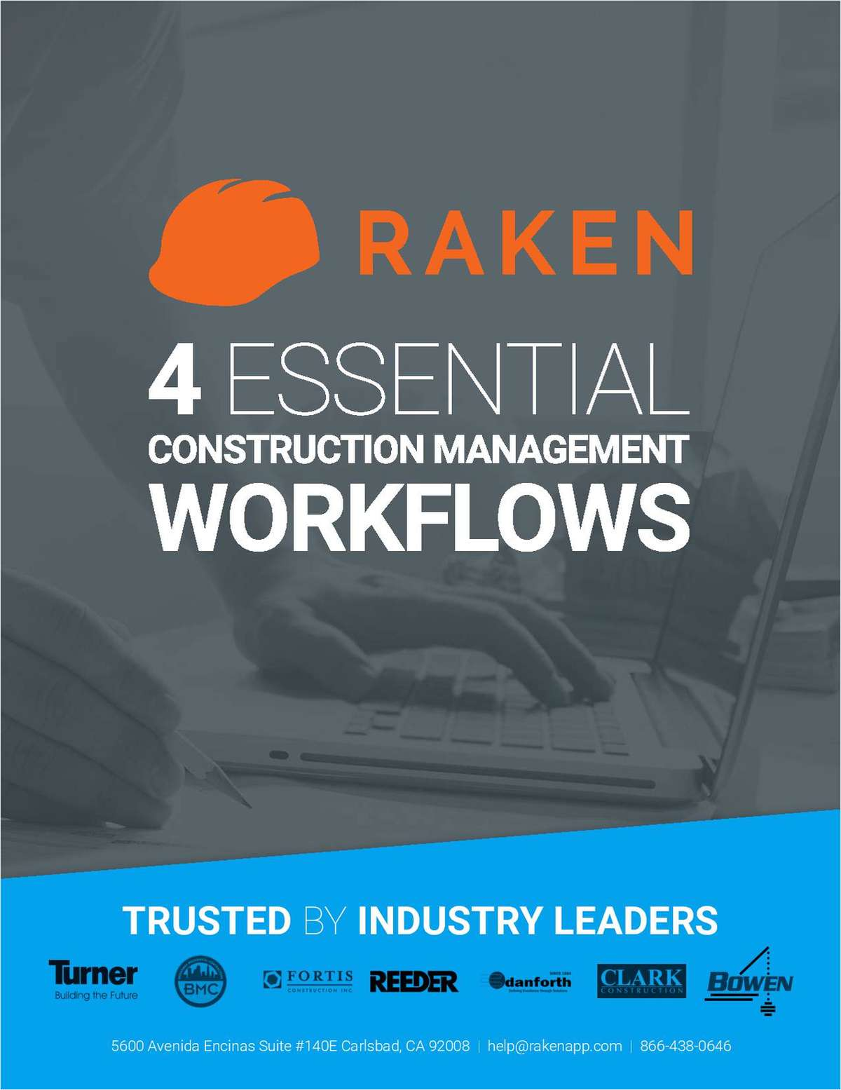 4 Essential Construction Management Workflows