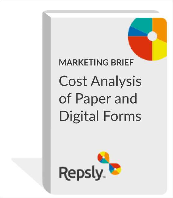 Marketing Brief for Cost Analysis of Paper and Digital Forms