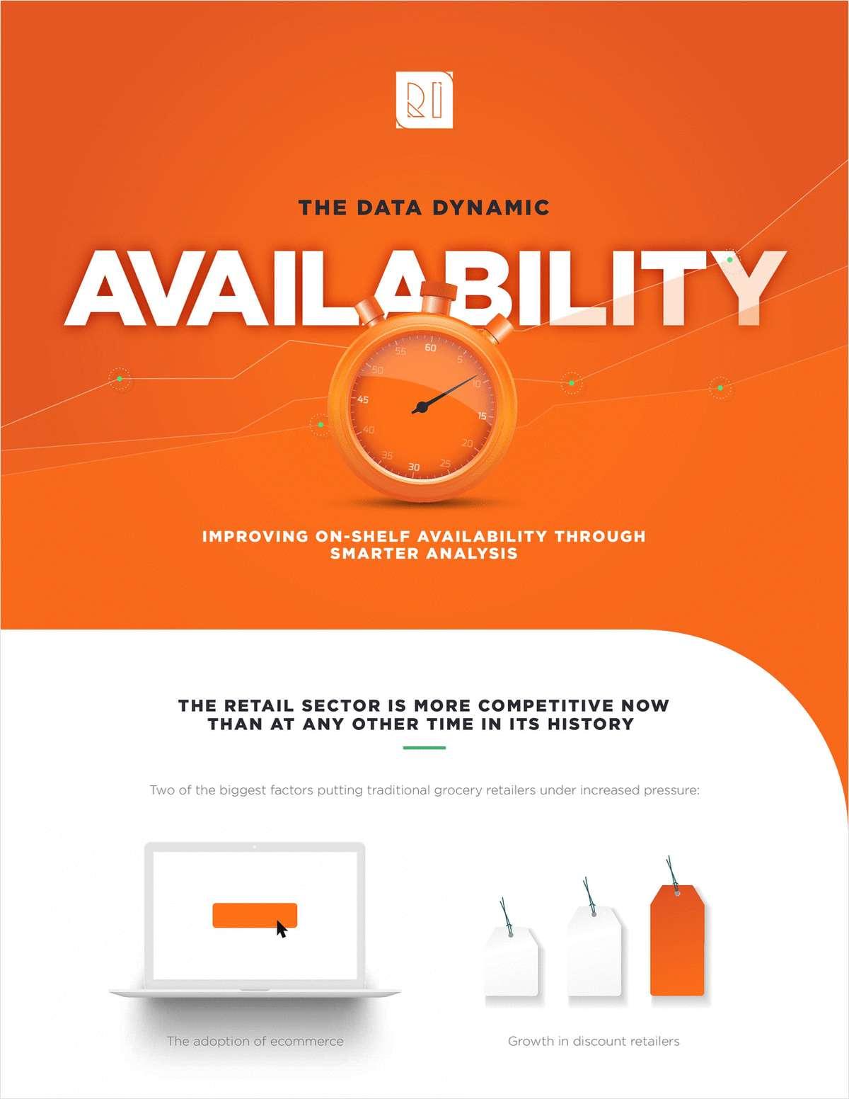 The Data Dynamic: On-Shelf Availability