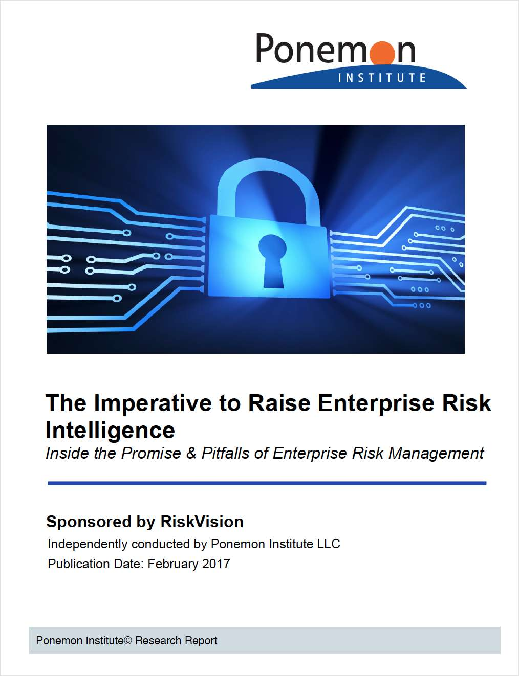 The Imperative to Raise Enterprise Risk Intelligence