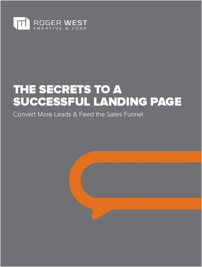 The Secrets to a Successful Landing Page