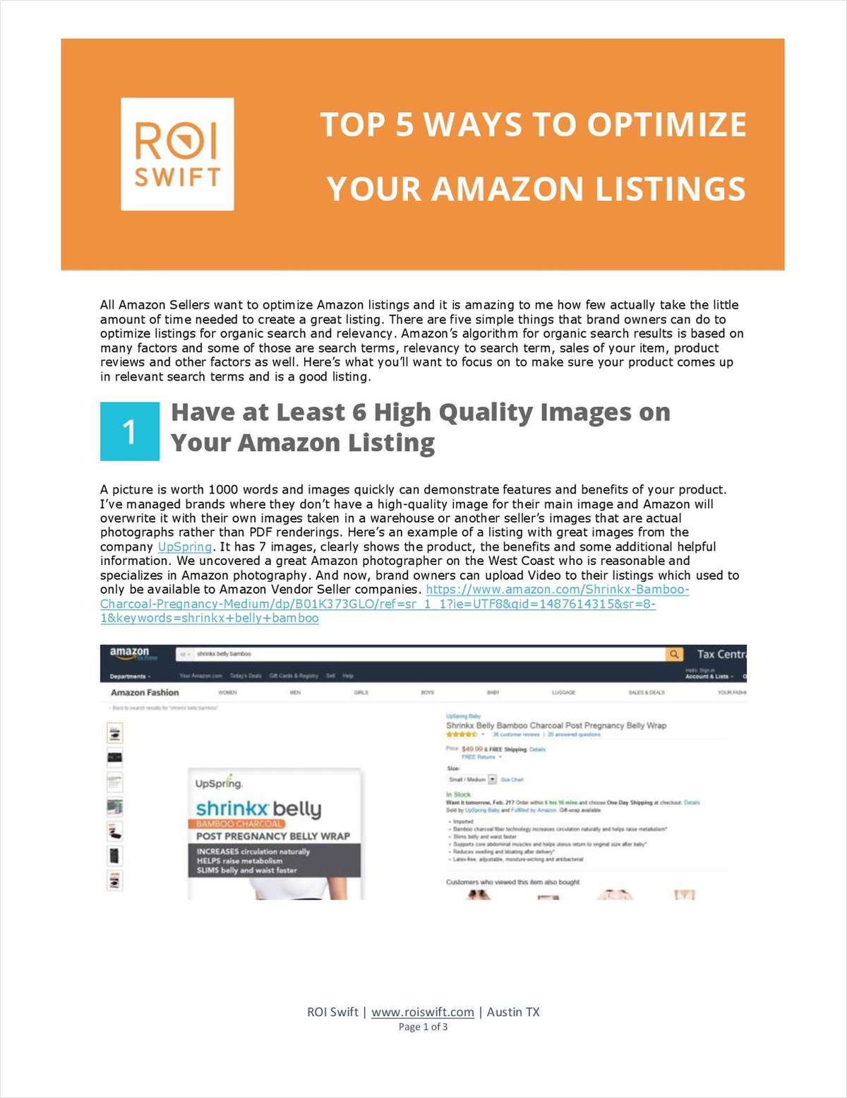 Top 5 Ways to Optimize Your Amazon Listings for Conversion