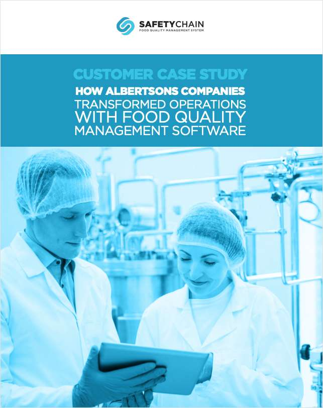 Customer Case Study: How Albertsons Companies Transformed Operations with Technology