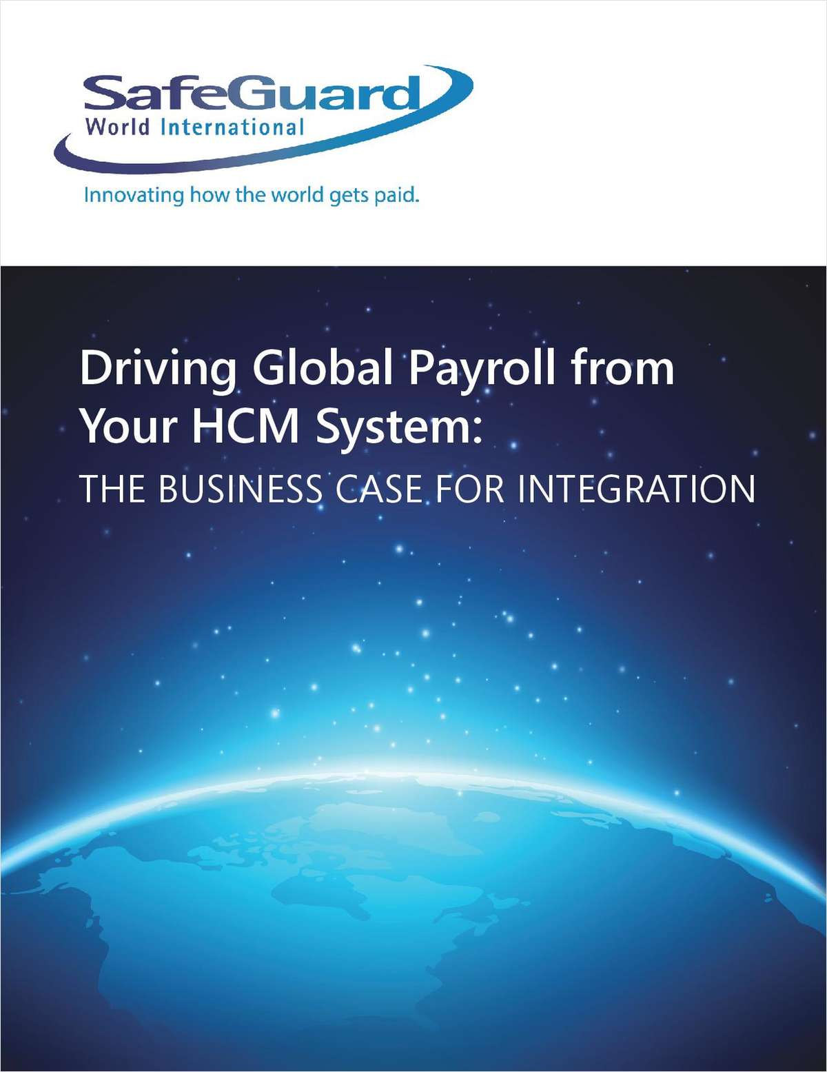 Driving Global Payroll from Your HCM System