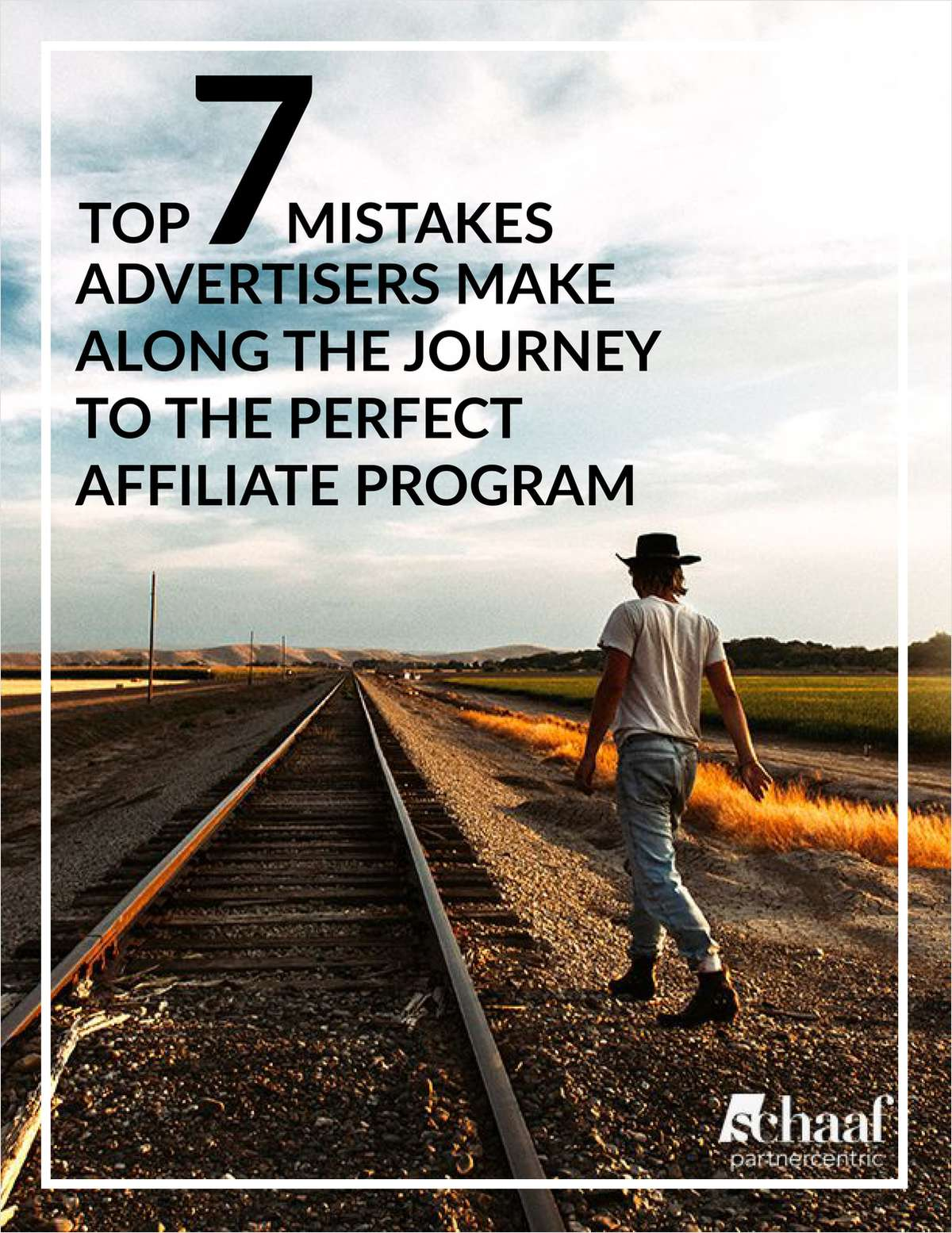 Top 7 Mistakes Advertisers Make Along the Journey to the Perfect Affiliate Program