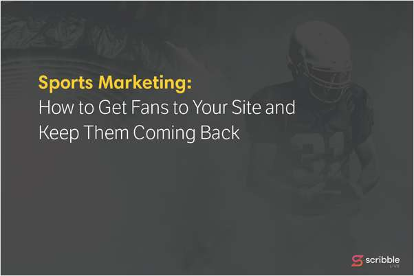 Sports Marketing Tips from Experts