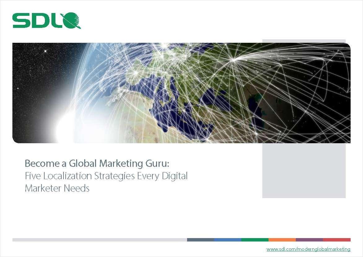 Become a Global Marketing Guru