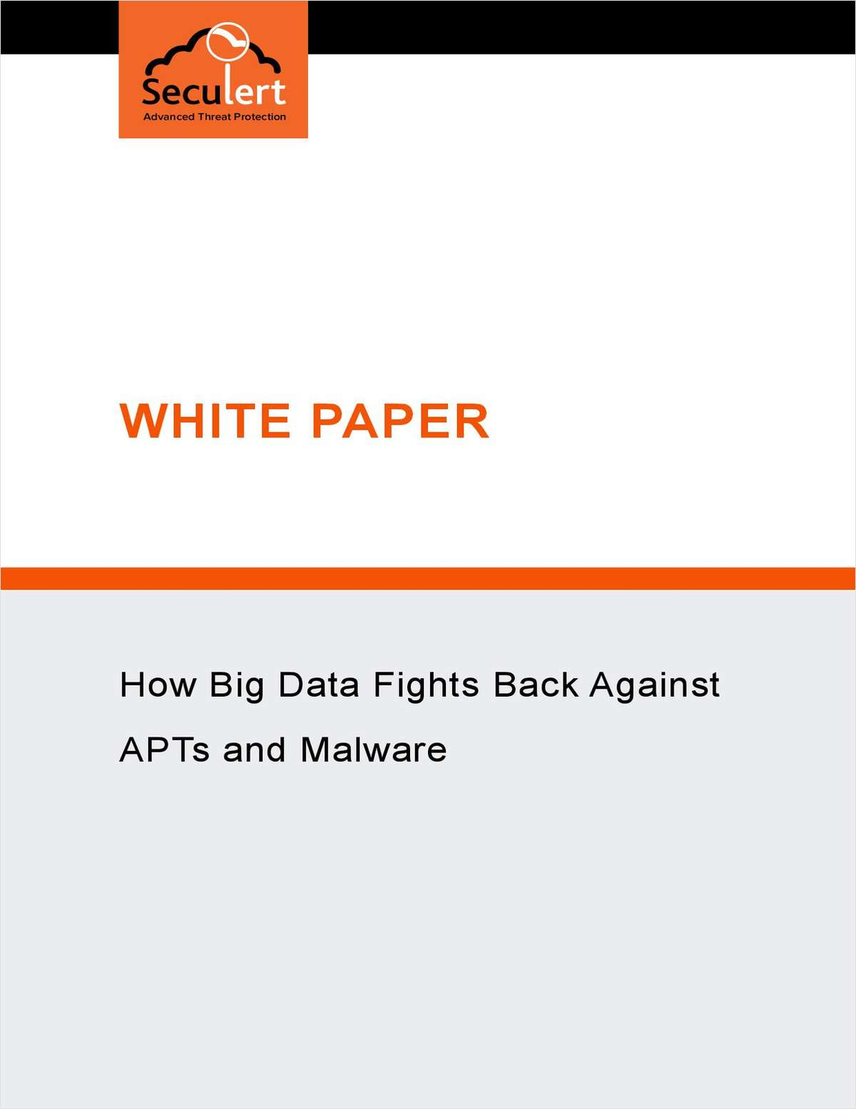 How Big Data Fights Back Against APTs and Malware