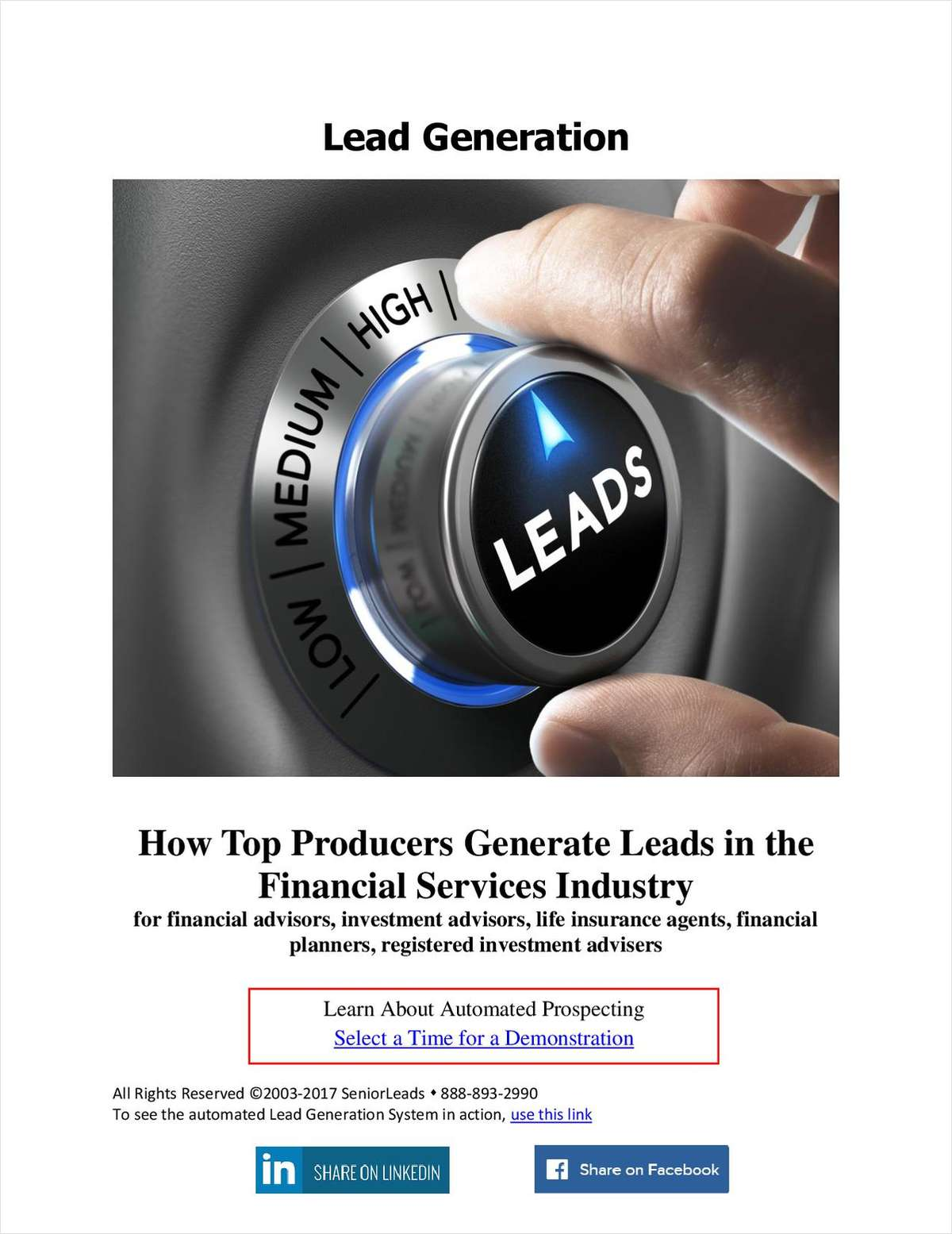 Five Ways Top Producers Generate a Constant Flow of New Business