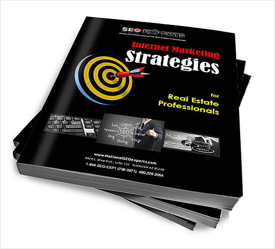 SEO Experts eBook - Internet Marketing Strategies for Real Estate Professionals