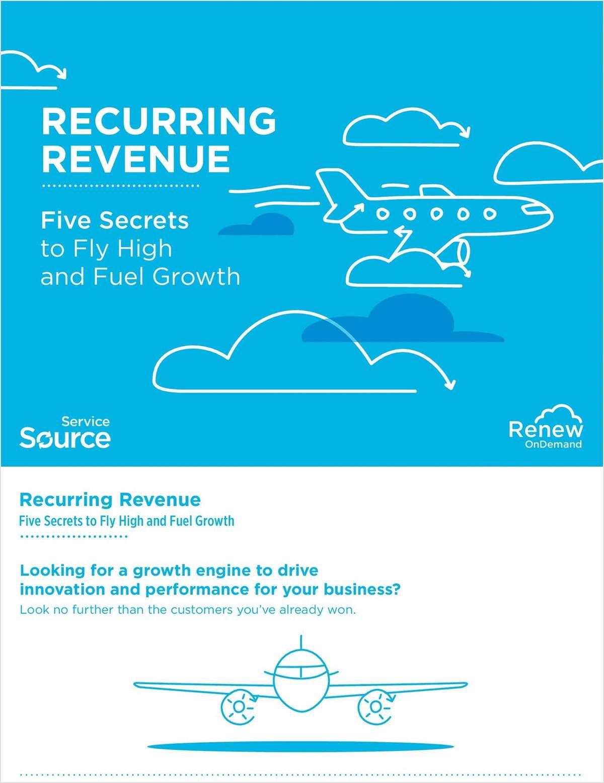 5 Recurring Revenue Growth Secrets