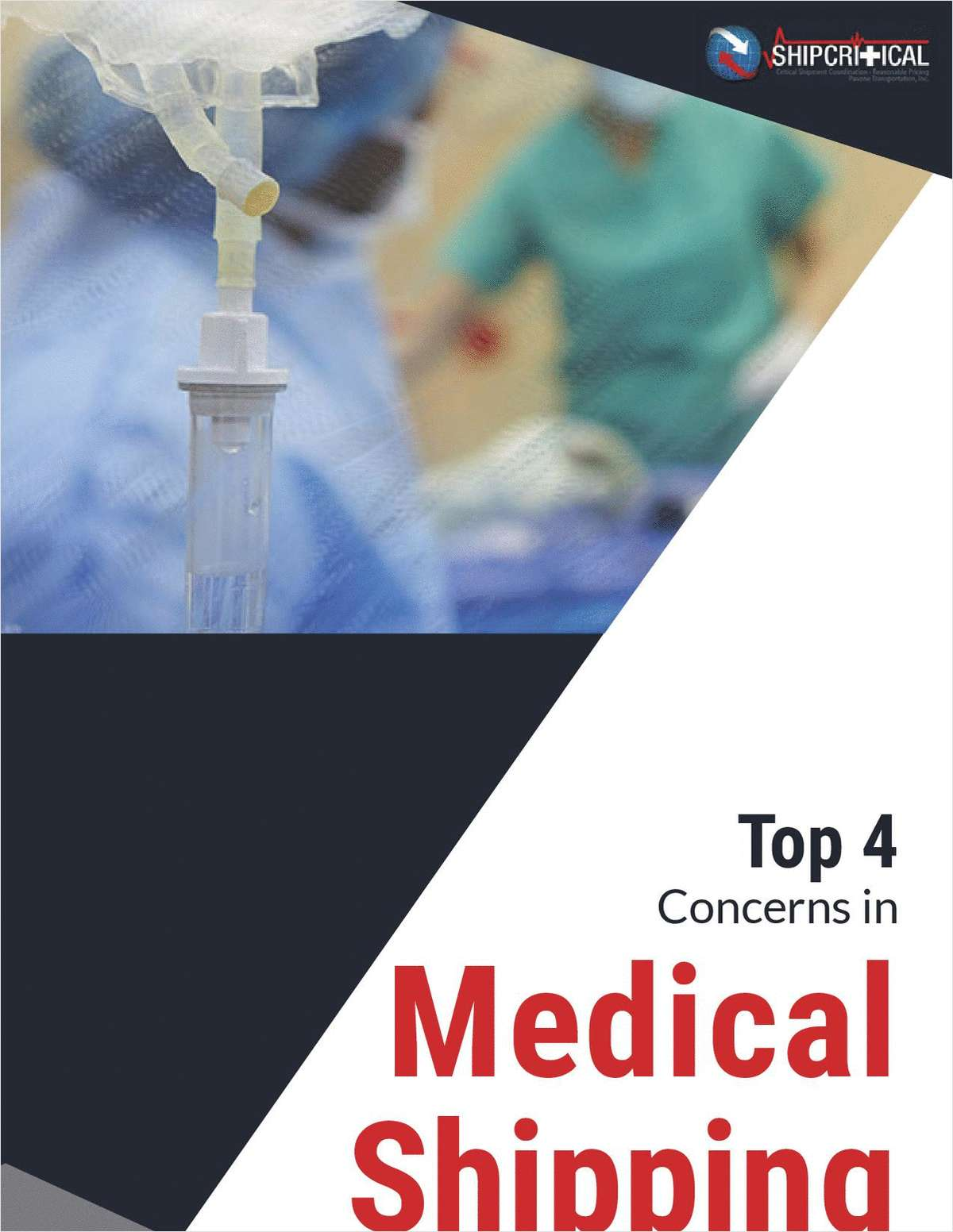 Top 4 Concerns in Medical Shipping and How to Address Them
