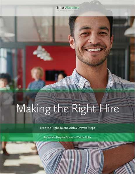 Hire the Right Talent with 4 Proven Steps