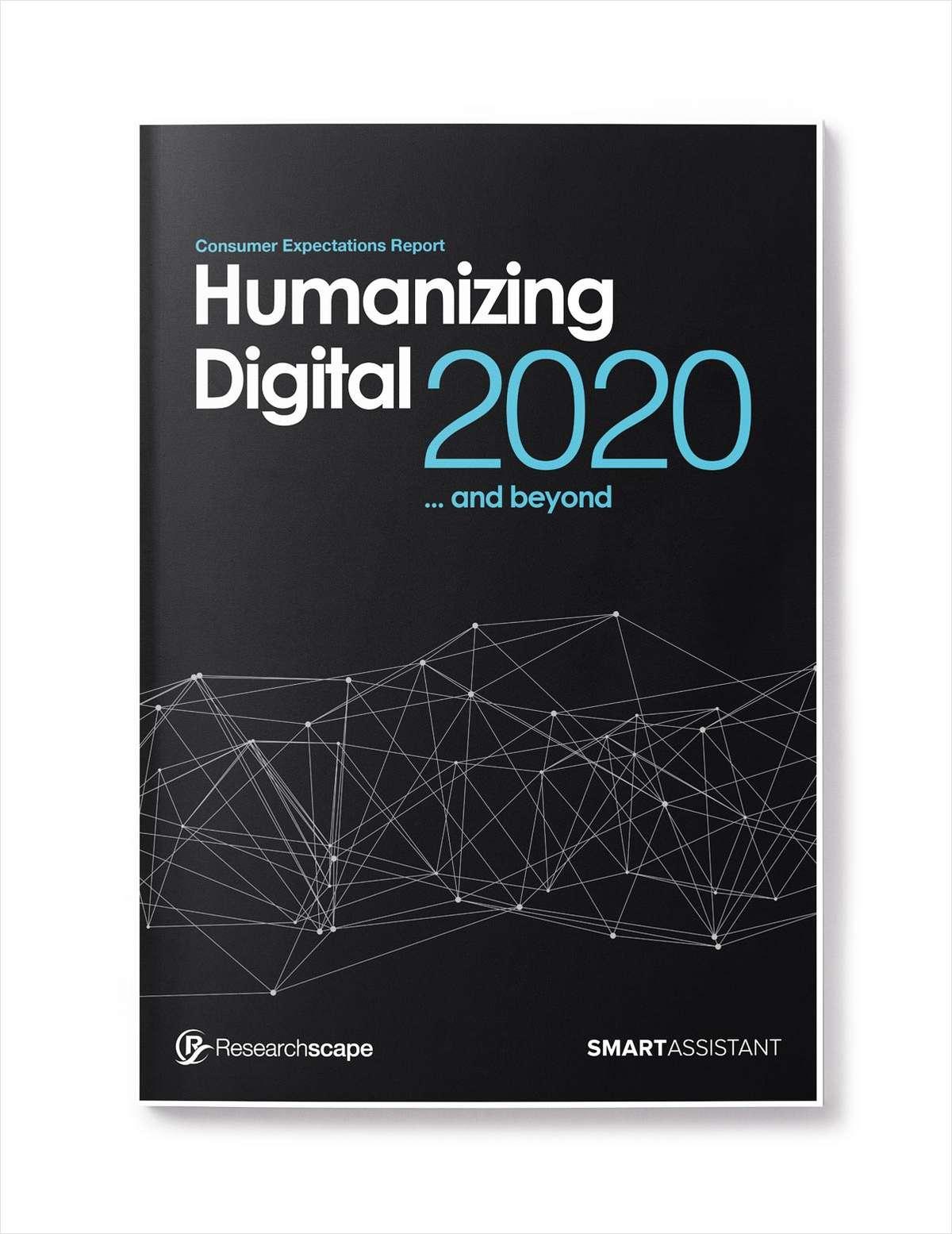Consumer Expectations Report: Humanizing Digital 2020