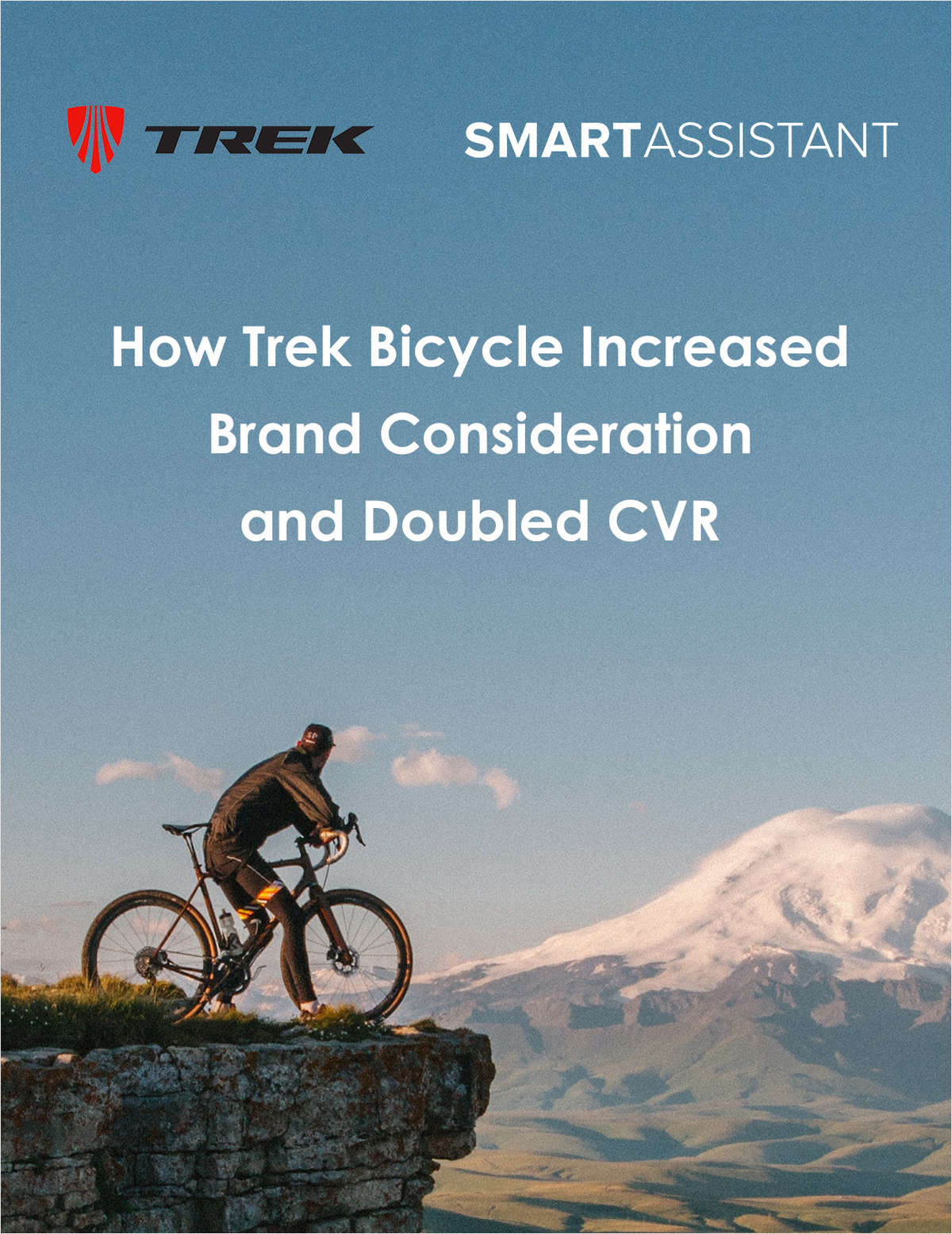 How Trek Bicycle Increased Brand Consideration and Doubled Conversions